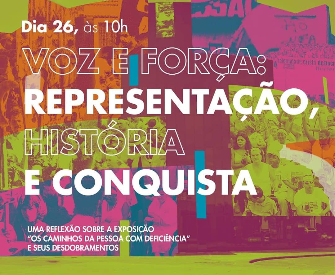 Em ação inédita no mundo, SP transmite exposição com acessibilidade para pessoas com deficiência visual de todo o Brasil