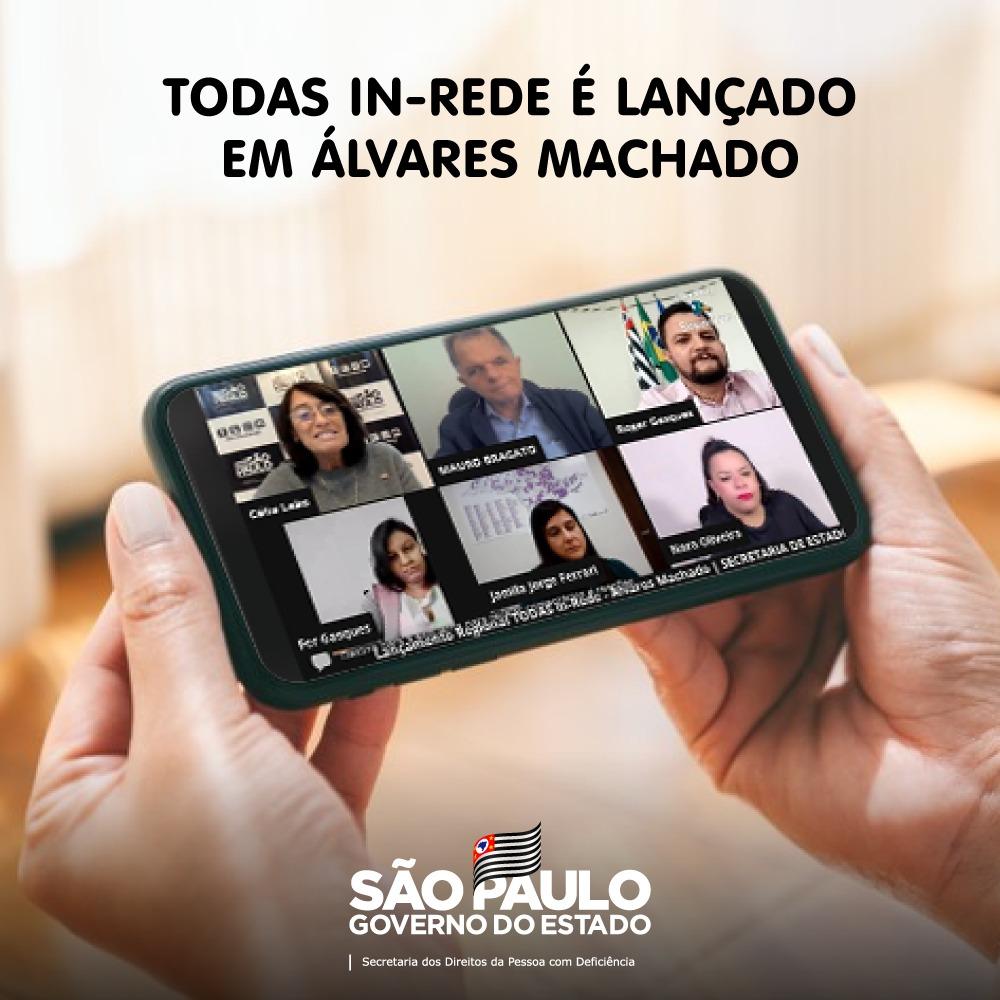 Álvares Machado recebe programa de empoderamento às mulheres com deficiência da Secretaria de Estado dos Direitos da Pessoa com Deficiência