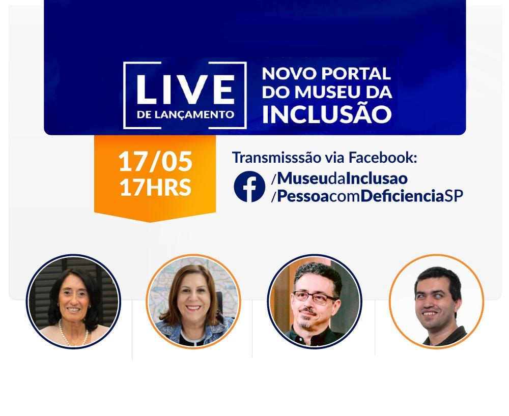 Museu da Inclusão lança novo portal sendo o primeiro museu com o Selo de Acessibilidade Digital no Brasil