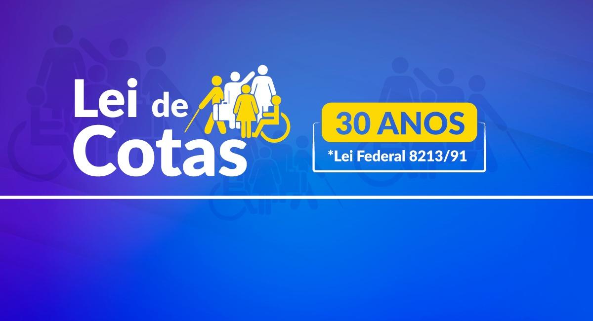 Governo de SP celebra 30º aniversário da Lei de Cotas com ações de incentivo à empregabilidade e capacitação às pessoas com deficiência