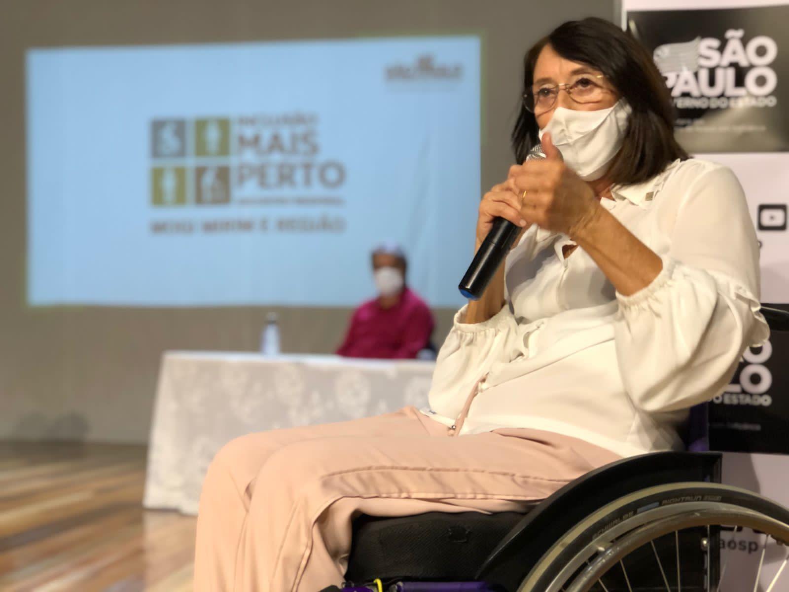 """Mogi Mirim e região recebe encontro regional """"Inclusão Mais Perto"""" para debate de políticas públicas para pessoas com deficiência"""