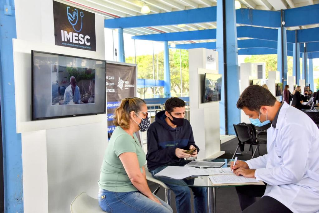 Retoma SP: Secretaria realiza ação para incentivar a inclusão profissional das pessoas com deficiência de Barretos