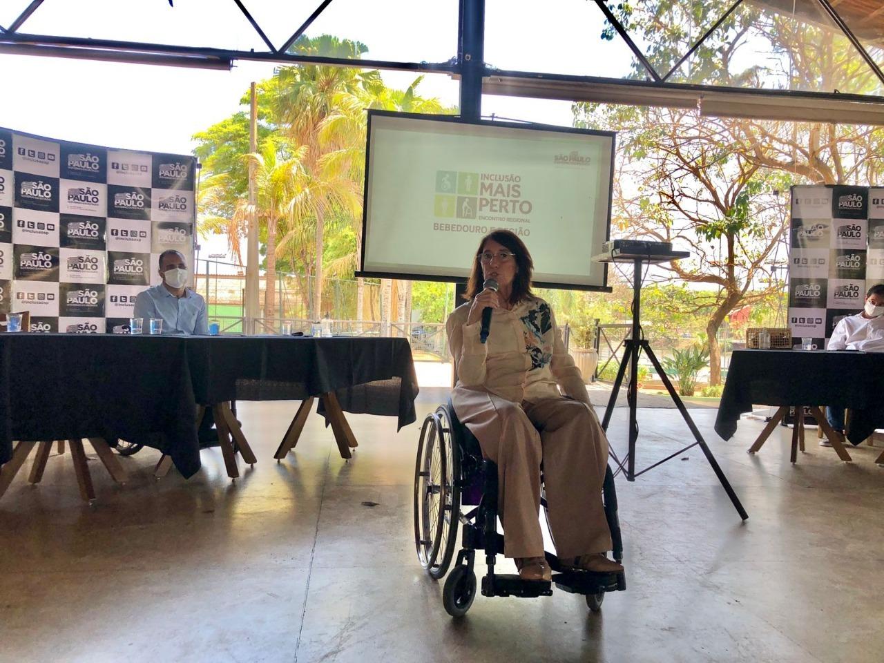 """Bebedouro e região recebem encontro regional """"Inclusão Mais Perto"""" para debate de políticas públicas às pessoas com deficiência"""